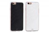 【Apple iPhone 6/iPhone 6s】カーボン調ハイブリッドケース
