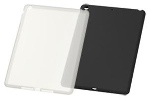 【Apple iPad Air】シルキータッチ・シリコンジャケット