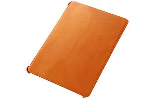 【Apple iPad Air】スリープモード対応フラップタイプ・レザージャケット(本革タイプ)