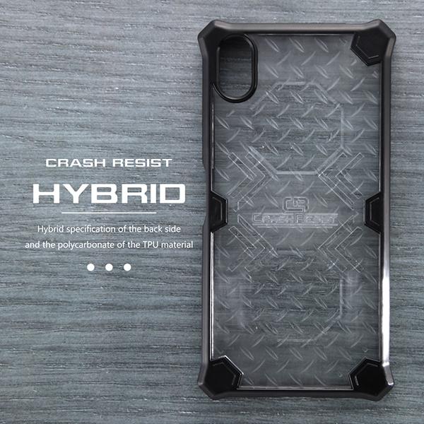 f3c3d14f67 【Xperia™ X Performance】CrashResist + ScreenProtector. RXPXPSC2 シリーズ. 【ハイブリッド タイプの耐衝撃ケース】