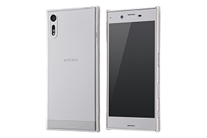 【Xperia™ XZ/Xperia™ XZs】ハードケース 3Hコート
