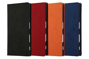 【Xperia™ XZ/Xperia™ XZs】手帳型ケース ファブリック ラムース®使用