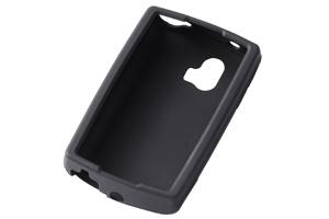 【イー・モバイル Sony Ericsson mini S51SE】シルキータッチ・シリコンジャケット