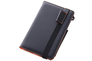 【HP Slate 7 Extreme】フラップタイプ・レザージャケット(合皮タイプ)