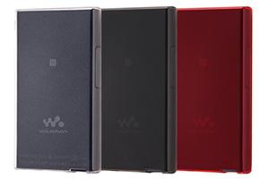 【WALKMAN® NW-A30シリーズ/NW-A40シリーズ】TPUソフトケース 極薄