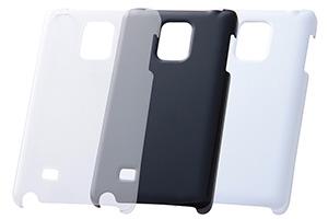 【docomo GALAXY Note Edge SC-01G/au GALAXY Note Edge SCL24】ハードコーティング・シェルジャケット