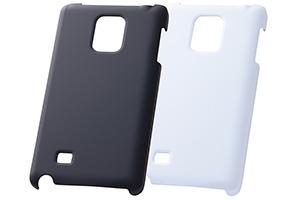 【docomo GALAXY Note Edge SC-01G/au GALAXY Note Edge SCL24】マットハードコーティング・シェルジャケット