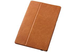 【docomo Xperia™ Tablet Z SO-03E】フラップタイプ・レザージャケット(本革タイプ)