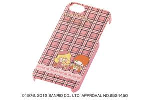 【Apple iPhone SE/iPhone 5s/iPhone 5】桐谷美玲コラボ・サンリオ・キャラクター・シェルジャケット