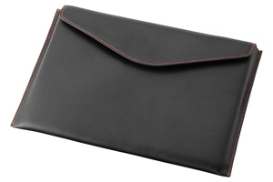 【Xperia? Tablet S (SGPT121JP/S、SGPT122JP/S、SGPT123JP/S)Sony Tablet Sシリーズ(SGPT111JP/S、SGPT112JP/S、SGPT113JP/S)】スリーブタイプ・レザージャケット