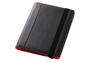 【Xperia? Tablet S (SGPT121JP/S、SGPT122JP/S、SGPT123JP/S)】フラップタイプ・レザージャケット