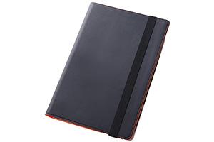 【ASUS TransBook T100TA】スリープモード対応フラップタイプ・レザージャケット(合皮タイプ)