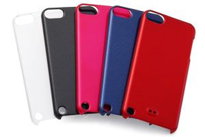 【Apple 5th iPod touch(2012)/5th iPod touch 16GB(2014)/6th iPod touch(2015)】ハードコーティング・シェルジャケット