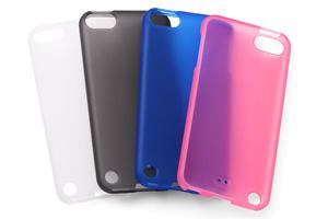 【iPod touch 第5世代(2012)/第5世代 16GB(2014)/第6世代(2015)/第7世代(2019)】ソフトジャケット