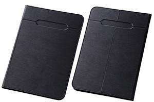 【Sサイズ(7.0-7.9inch程度のタブレット)】汎用スリムレザーケース Sサイズ(合皮)