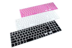 【SONY VAIO Fit 15シリーズ(SVF15A**)、VAIO Fit 15Eシリーズ(SVF152**) ※日本語配列キーボードのみの対応】シルキータッチ・シリコンキーボードカバー