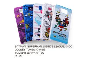 【docomo Optimus LIFE L-02E】バットマン、スーパーマン、トゥイーティー、トム&ジェリー、ジャスティスリーグ コレジャナイ・キャラクター・シェルジャケット