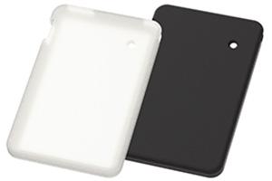 【WILLCOM だれとでも定額パス WX01TJ】シルキータッチ・シリコンジャケット