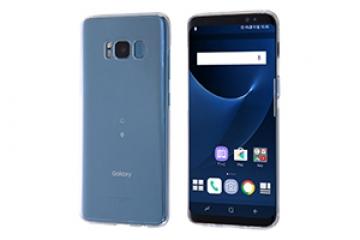 【docomo Galaxy S8 SC-02J/au Galaxy S8 SCV36】ハードケース 3Hコート