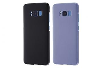 【docomo Galaxy S8 SC-02J/au Galaxy S8 SCV36】ハードケース マットコート