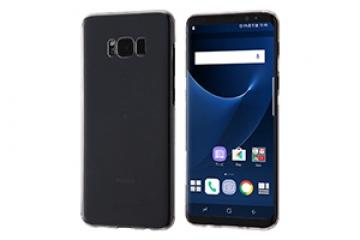 【docomo Galaxy S8+ SC-03J/au Galaxy S8+ SCV35】ハードケース 3Hコート