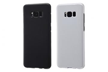 【docomo Galaxy S8+ SC-03J/au Galaxy S8+ SCV35】ハードケース マットコート