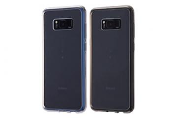 【docomo Galaxy S8+ SC-03J/au Galaxy S8+ SCV35】ハイブリッドケース