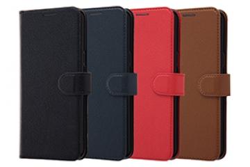 【docomo Galaxy S8+ SC-03J/au Galaxy S8+ SCV35】手帳型ケース シンプル マグネット