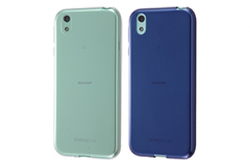 【Y!mobile Android One X1】TPUソフトケース 極薄