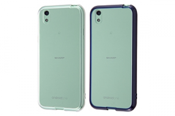 【Y!mobile Android One X1】ハイブリッドケース