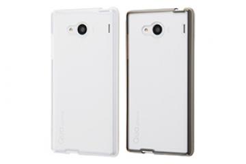 【au Qua phone QX/UQ mobile DIGNO® V】ハイブリッドケース