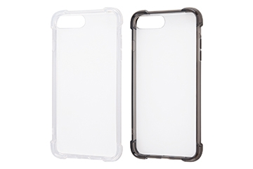 【Apple iPhone 8 Plus/iPhone 7 Plus】ハイブリッドケース 耐衝撃 高硬度