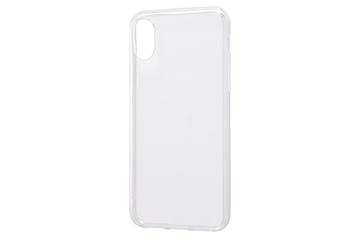 【Apple iPhone X】TPUソフトケース ウルトラクリア