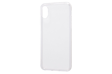 【Apple iPhone XS / iPhone X】TPUソフトケース ウルトラクリア