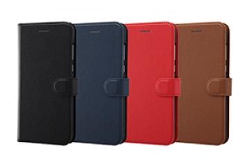【ASUS ZenFone 4 ZE554KL 5.5inch】手帳型ケース シンプル マグネット