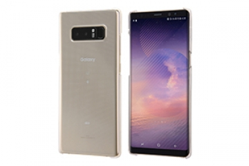【Galaxy Note8】ハードケース 3Hコート