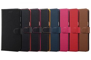 【Galaxy Note8】手帳型ケース シンプル マグネット