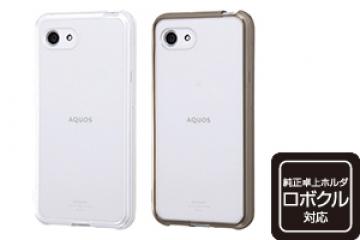 【AQUOS R compact/AQUOS R compact SH-M06】ハイブリッドケース