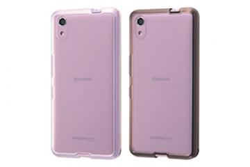 【Android One S4/DIGNO® J】ハイブリッドケース
