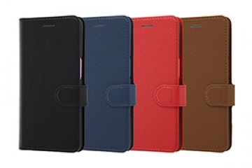 【Android One S4】手帳型ケース シンプル マグネット