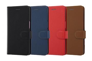 【Android One S4/DIGNO® J】手帳型ケース シンプル マグネット