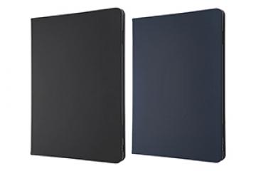 【docomo dtab d-01K/HUAWEI MediaPad M3 Lite 10 wp】レザーケース スタンド機能付き