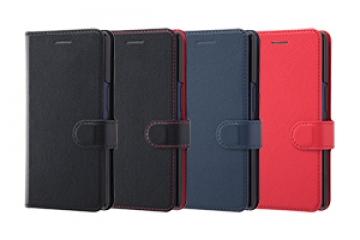 【au Qua phone QZ/UQ mobile DIGNO? A】手帳型ケース シンプル マグネット