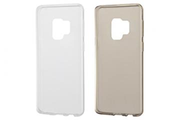 【Galaxy S9】TPUソフトケース 極薄