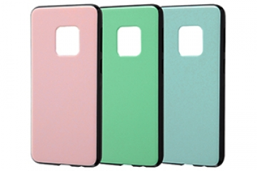 【Galaxy S9】TPUソフトケース 耐衝撃 Light Pastel