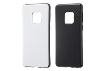 【Galaxy S9】TPUソフトケース 耐衝撃 Light Carbon