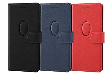 【Xperia™ XZ2 Compact】手帳型ケース マグネット マルチウィンドウ