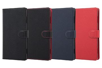 【Xperia™ XZ2 Premium】手帳型ケース シンプル マグネット スリープ機能対応