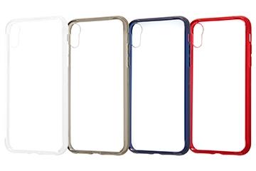 【Apple iPhone XR】ハイブリッドケース
