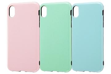 【Apple iPhone XR】TPUソフトケース 耐衝撃Light Pastel